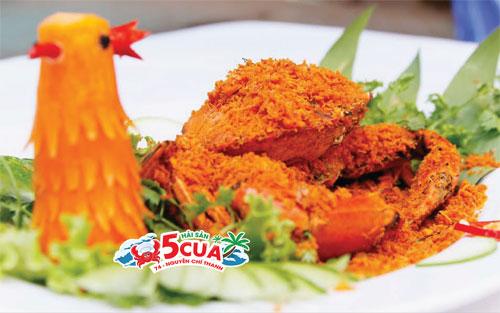 Siêu đầu bếp tiết lộ bí mật gây sốc của nhà hàng hải sản 5 cua - 4