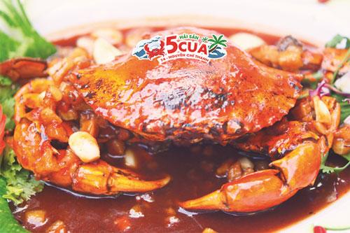 Siêu đầu bếp tiết lộ bí mật gây sốc của nhà hàng hải sản 5 cua - 5