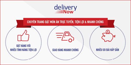 Tặng 100 mã code giảm giá 100000đ deliverynow - đặt món trực tuyến - 6