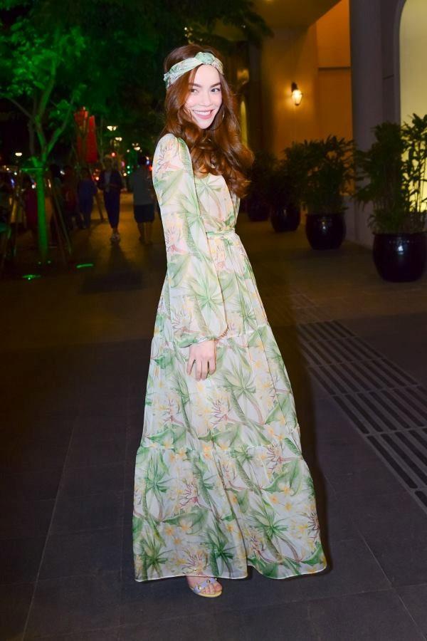 Thu thảo angela phương trinh cùng loạt sao việt đã bắt kịp kiểu váy hot nhất hè này - 2