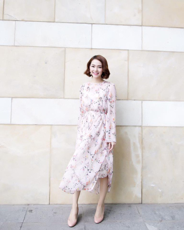 Thu thảo angela phương trinh cùng loạt sao việt đã bắt kịp kiểu váy hot nhất hè này - 8