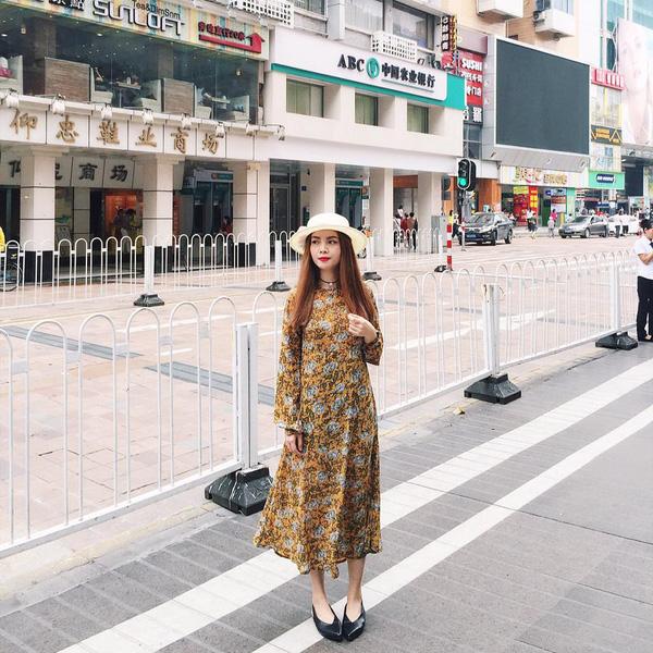 Thu thảo angela phương trinh cùng loạt sao việt đã bắt kịp kiểu váy hot nhất hè này - 10