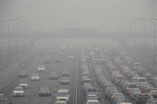 trung quốc xóa sổ 11 triệu ôtô vì ô nhiễm - 1