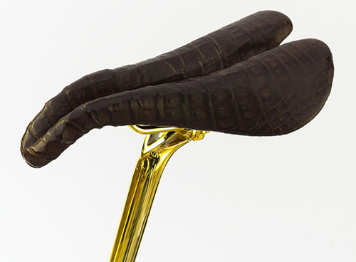 xe đạp bằng vàng giá 1 triệu usd - 5