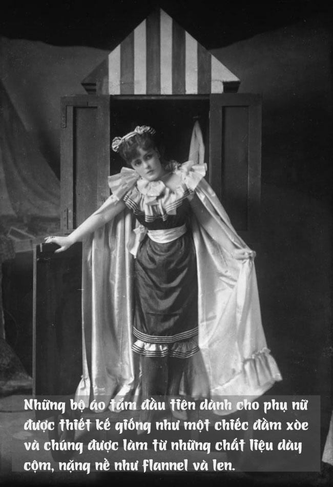 10 sự thật vừa buồn cười vừa lạ lùng về lịch sử chiếc áo tắm - 1