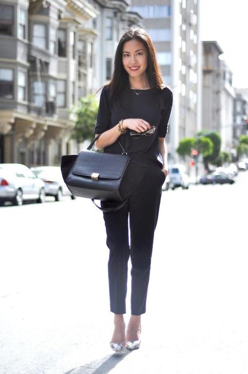 5 bí quyết cho thời trang công sở để chị em mỗi ngày đi làm là một ngày vui - 2