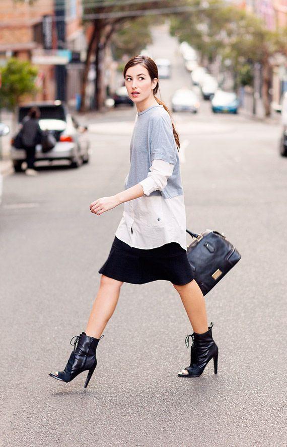 5 bí quyết cho thời trang công sở để chị em mỗi ngày đi làm là một ngày vui - 8