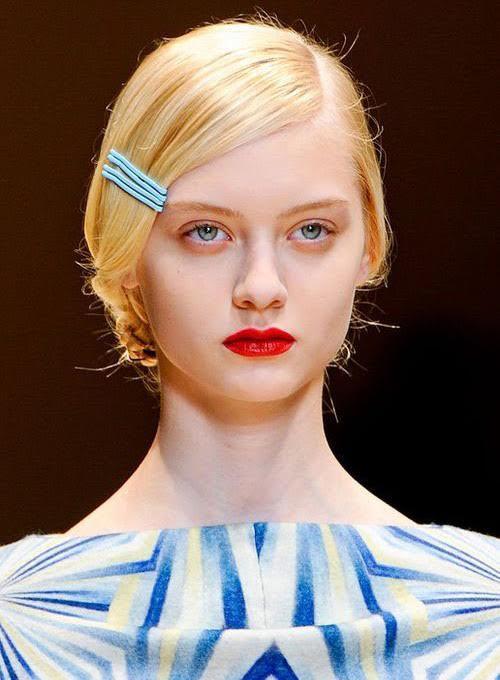 5 kiểu tóc mái vừa mát vừa sành điệu cho mùa hè nóng bức - 7
