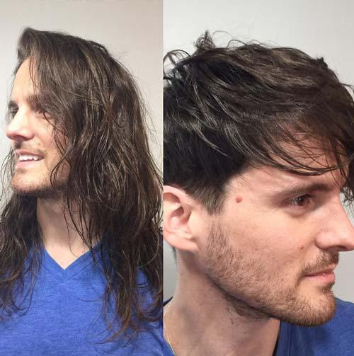 Ai bảo chỉ phái đẹp cánh mày râu cũng lên đời nhan sắc nhờ thay đổi kiểu tóc - 9