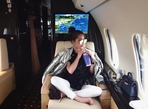 Ái nữ tỷ phú malaysia đã đẹp còn giàu lại sang chảnh ngút trời - 2