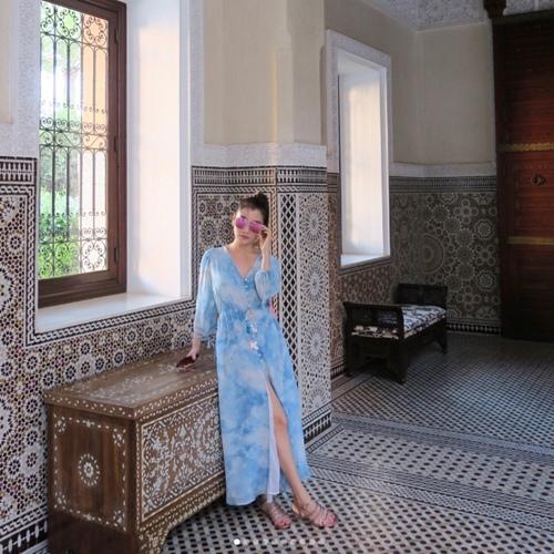 Ái nữ tỷ phú malaysia đã đẹp còn giàu lại sang chảnh ngút trời - 13