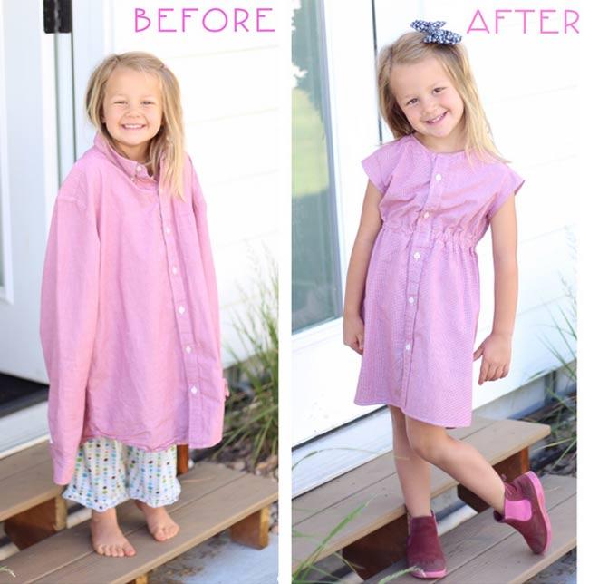 Bà mẹ vượt qua trầm cảm sau sinh nhờ tài may váy cho con gái từ áo sơ mi của chồng - 5