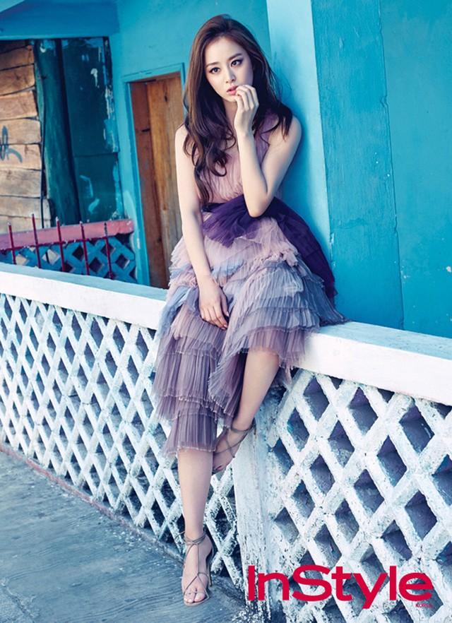 Bí quyết thời trang để kim tae hee trẻ như 18 khi đã gần 40 - 4