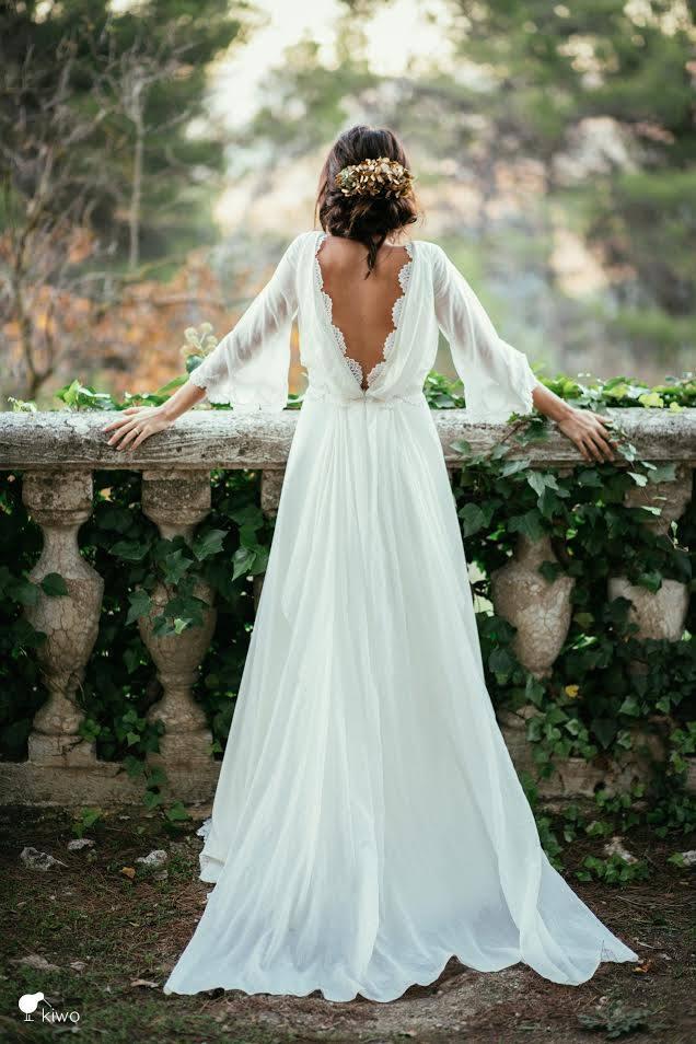 Chân ngắn ngực lép ngày cưới biết mặc gì để không bị mẹ chồng chê - 16