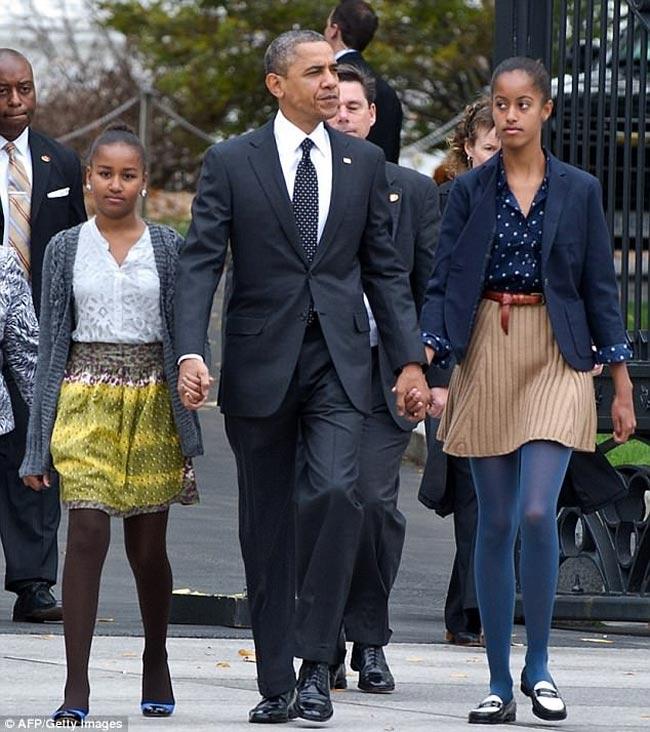 Con gái út của tt obama gây xôn xao khi mặc sexy trong tiệc sinh nhật 16 tuổi - 5