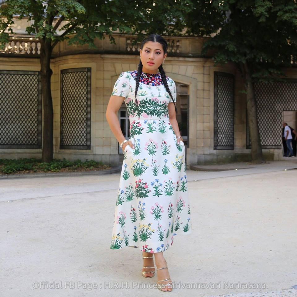 Công chúa thái lan chiều cao khiêm tốn nhưng vẫn nổi tiếng nhờ mặc đẹp xuất sắc - 7