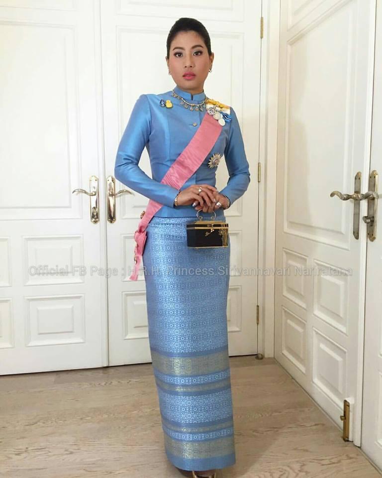 Công chúa thái lan chiều cao khiêm tốn nhưng vẫn nổi tiếng nhờ mặc đẹp xuất sắc - 8
