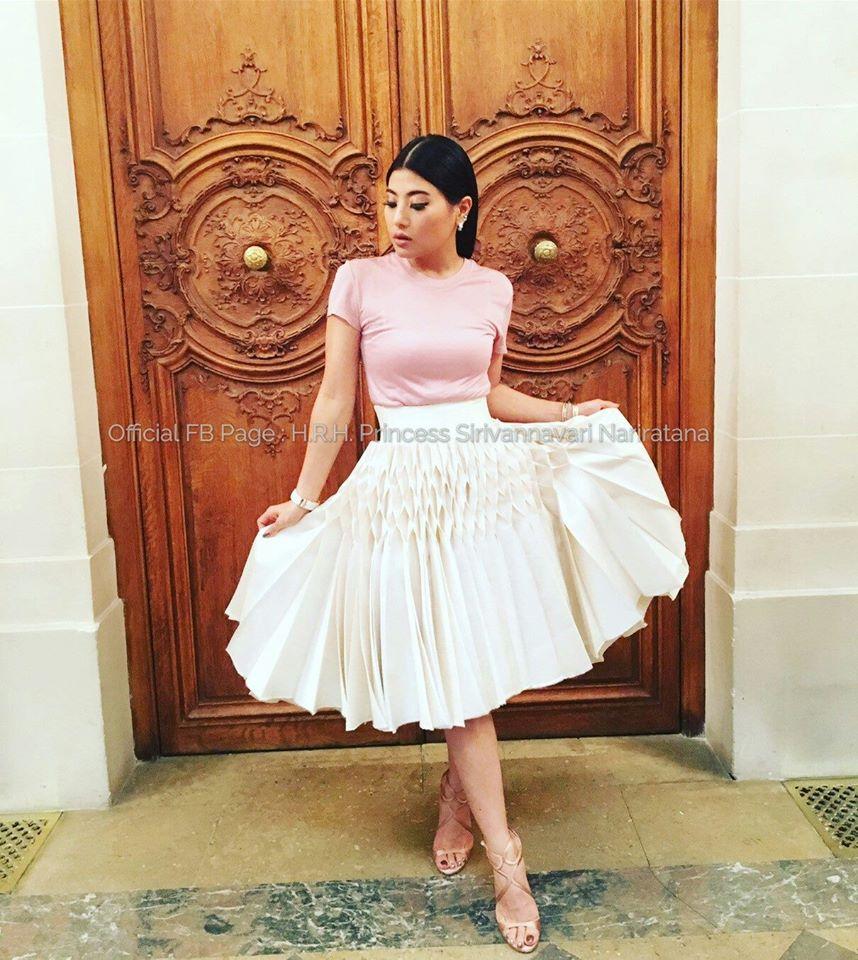 Công chúa thái lan chiều cao khiêm tốn nhưng vẫn nổi tiếng nhờ mặc đẹp xuất sắc - 13