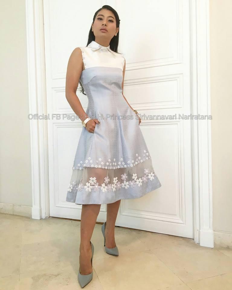 Công chúa thái lan chiều cao khiêm tốn nhưng vẫn nổi tiếng nhờ mặc đẹp xuất sắc - 14