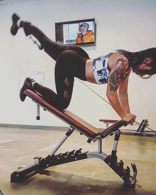 Đổi đời với thành quả ngọt ngào sau nỗ lực giảm cân và tập luyện - 13