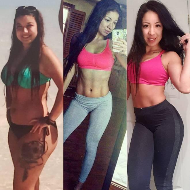 Đổi đời với thành quả ngọt ngào sau nỗ lực giảm cân và tập luyện - 15