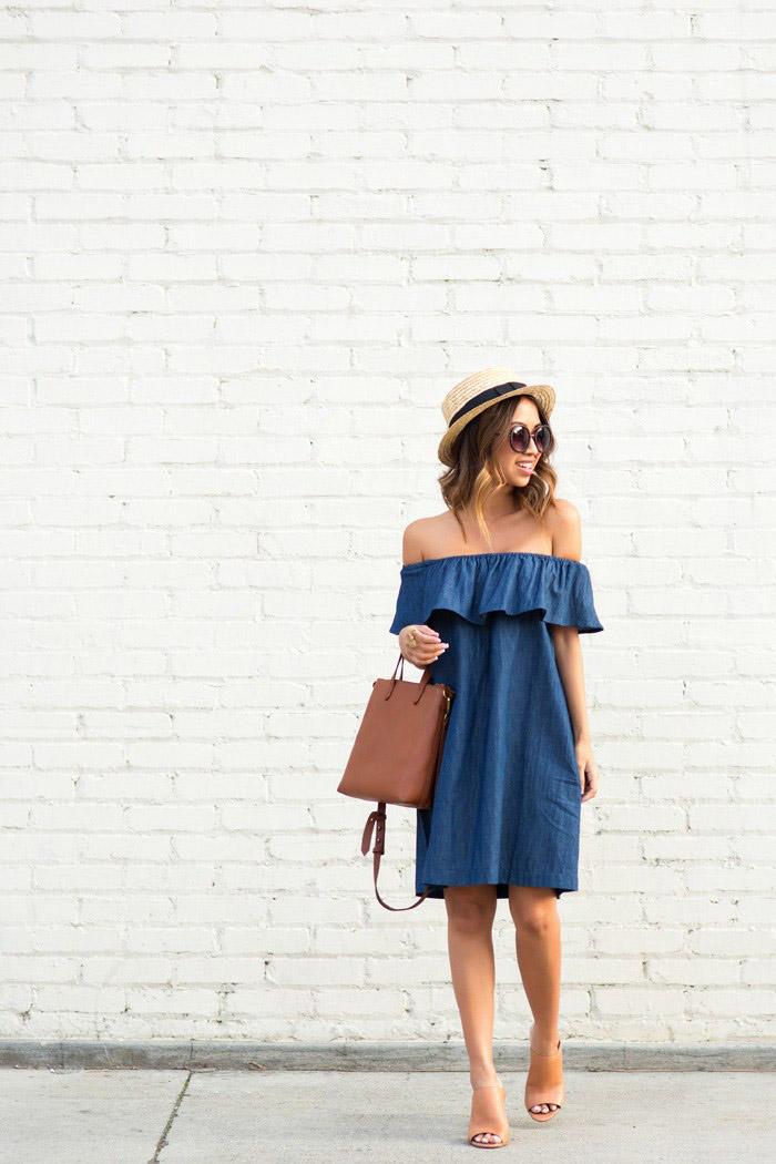 Dù cá tính hay điệu đà bạn cũng không thể thiếu kiểu váy này - 10