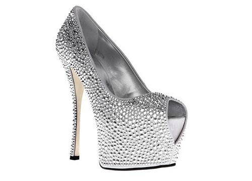 Đừng ghen khi biết giày cưới của lâm tâm như lưu thi thi đẹp đến mức này - 9