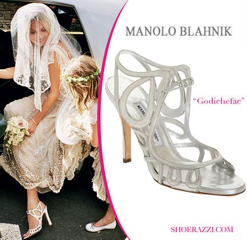 Đừng ghen khi biết giày cưới của lâm tâm như lưu thi thi đẹp đến mức này - 12
