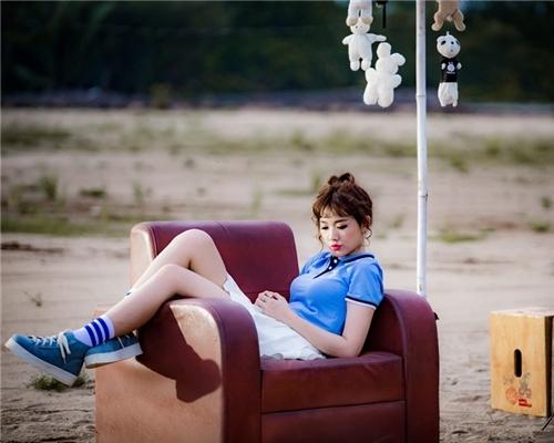 Fan thích thú với những kiểu tóc đẹp mê hồn trong mv mới của hari won - 2