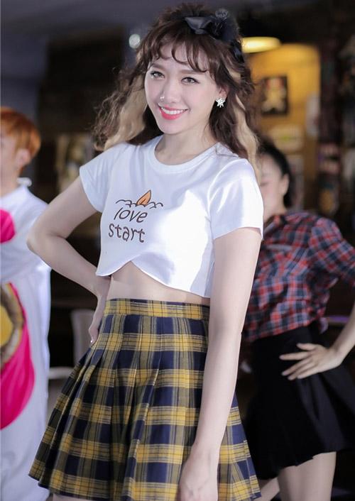 Fan thích thú với những kiểu tóc đẹp mê hồn trong mv mới của hari won - 10