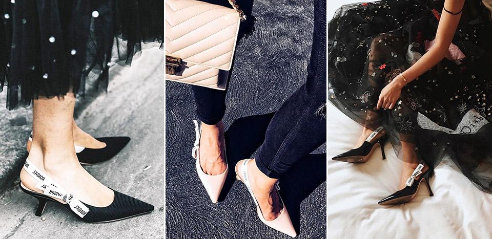 Hãy để đôi chân được thảnh thơi thư giãn với mốt giày đế thấp hot nhất thu đông 2017 - 6