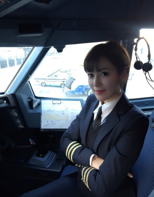 Hiếm hoi nữ phi công 9x gây sốt mạng xã hội vì tài sắc vẹn toàn - 1