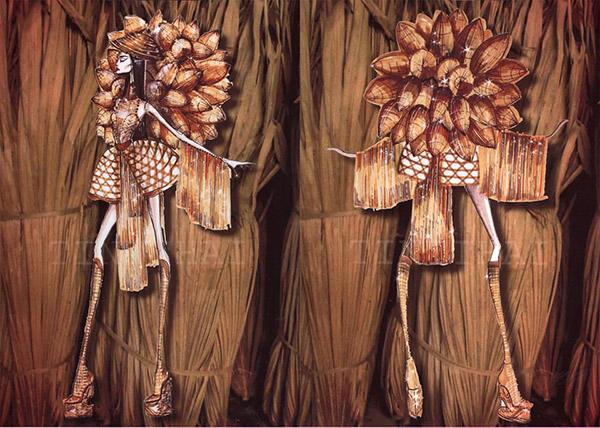 Lần đầu tiên trong lịch sử trang phục dân tộc của việt nam mới lạ và độc đáo đến thế - 5