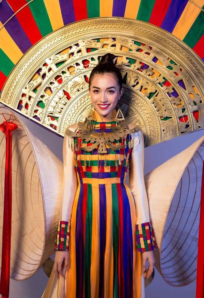 Lần đầu tiên trong lịch sử trang phục dân tộc của việt nam mới lạ và độc đáo đến thế - 10