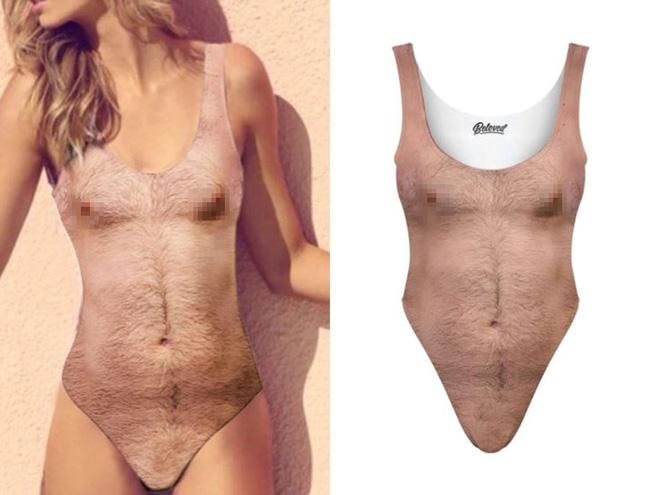 Mẫu áo tắm gây tranh cãi khi in biểu cảm lạ của tt donald trump - 2