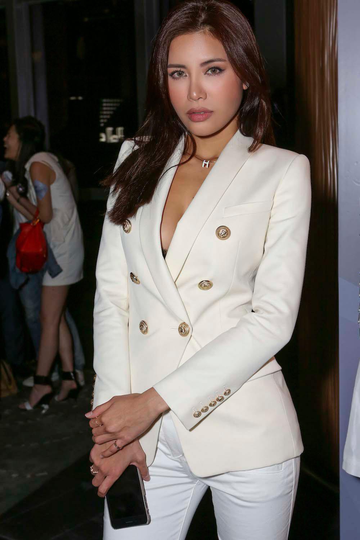 Minh tú mua tạm đồ mặc vẫn đẹp lấn át dàn thí sinh asias next top model - 2