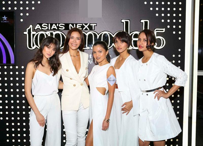 Minh tú mua tạm đồ mặc vẫn đẹp lấn át dàn thí sinh asias next top model - 3
