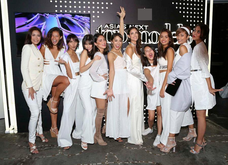 Minh tú mua tạm đồ mặc vẫn đẹp lấn át dàn thí sinh asias next top model - 4