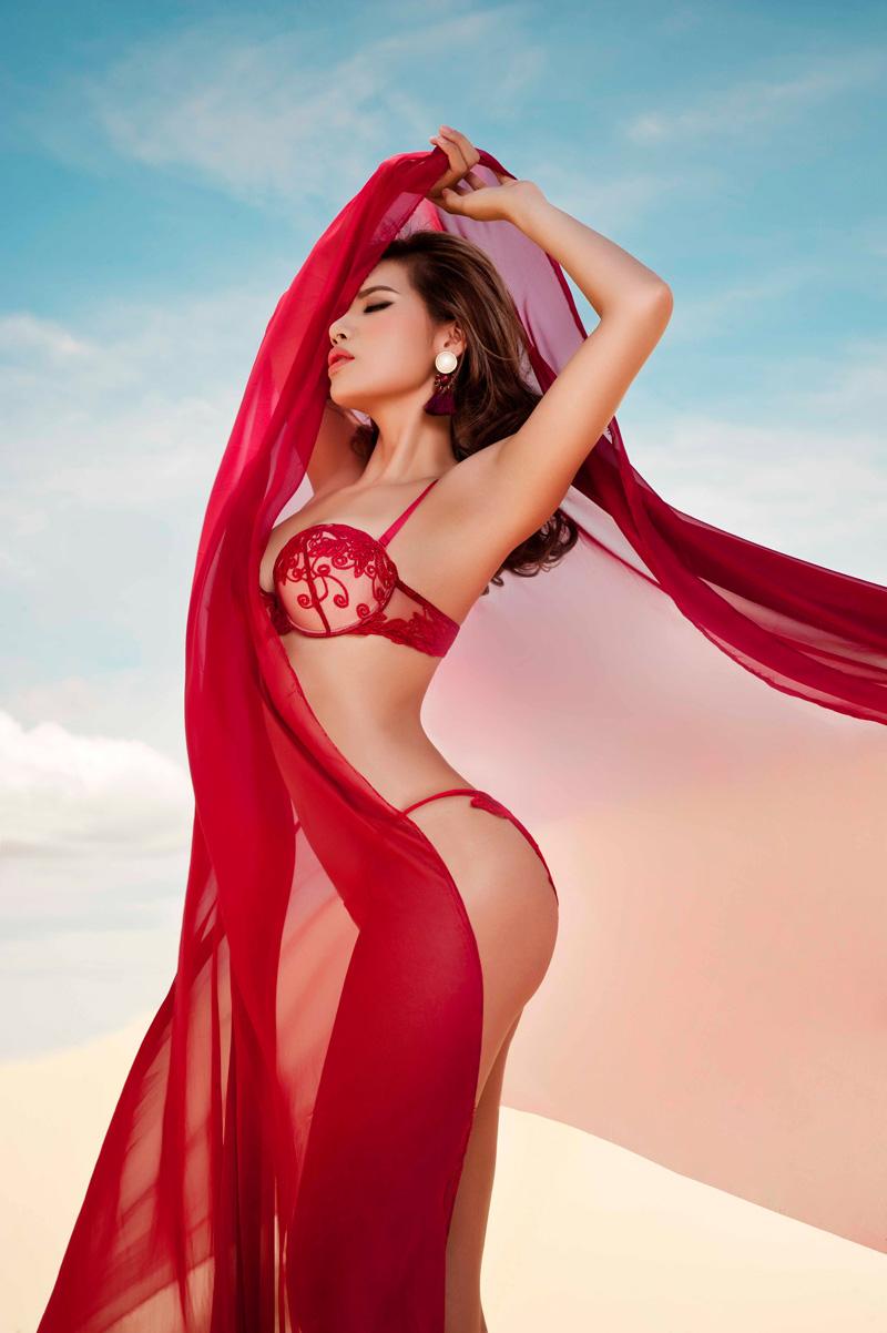 Minh tú mua tạm đồ mặc vẫn đẹp lấn át dàn thí sinh asias next top model - 8