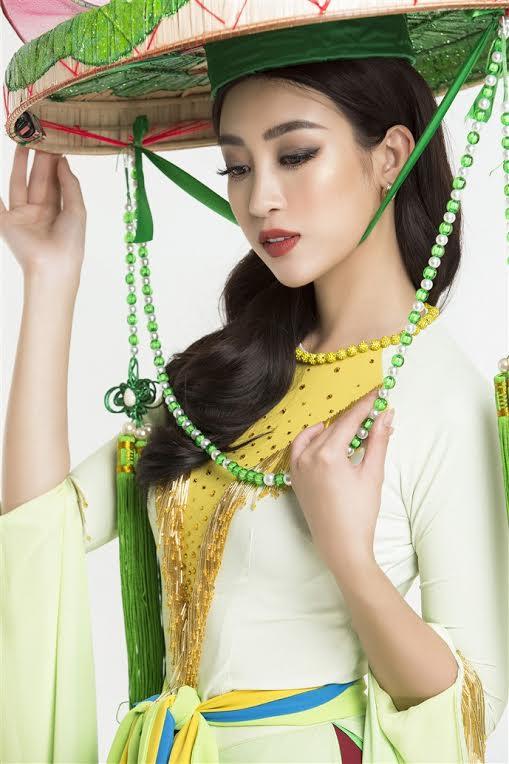 Miss world 2017 đỗ mỹ linh đã chính thức bước vào trận đấu giành vương miện hoa hậu - 2