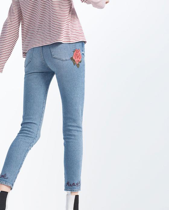 Mốt quần jeans hot nhất hè 2017 không mua là tiếc hùi hụi - 9