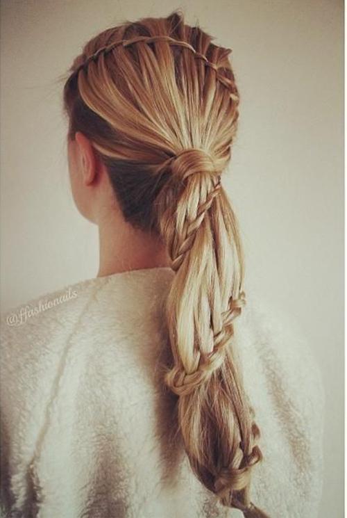 Nâng tầm nhan sắc ngoạn mục bằng hàng loạt biến thể của tóc đuôi ngựa - 8