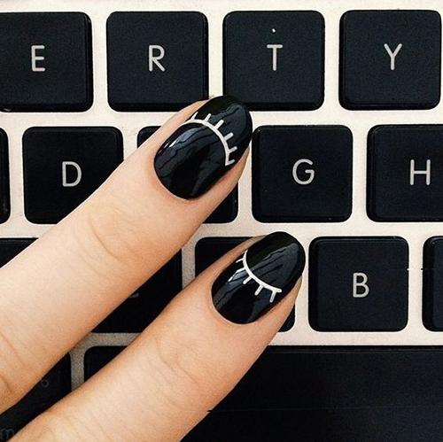 Nếu là người mê nail bạn nhất định phải thử 1 trong 5 kiểu này - 1