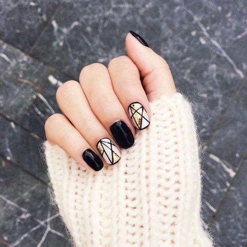 Nếu là người mê nail bạn nhất định phải thử 1 trong 5 kiểu này - 2