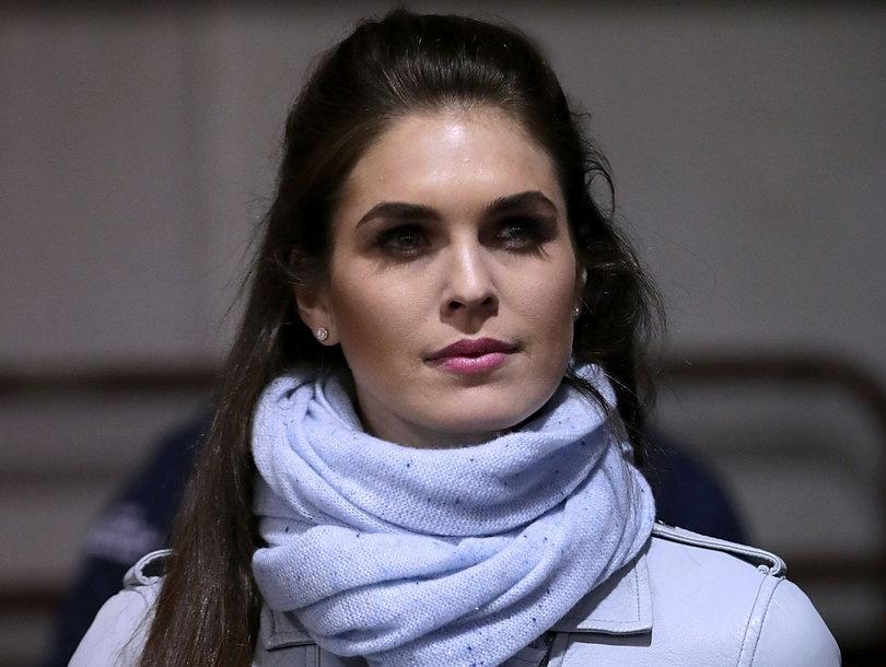 Nhan sắc cựu người mẫu gây sốc vì nhận mức lương cao nhất nhà trắng - 17