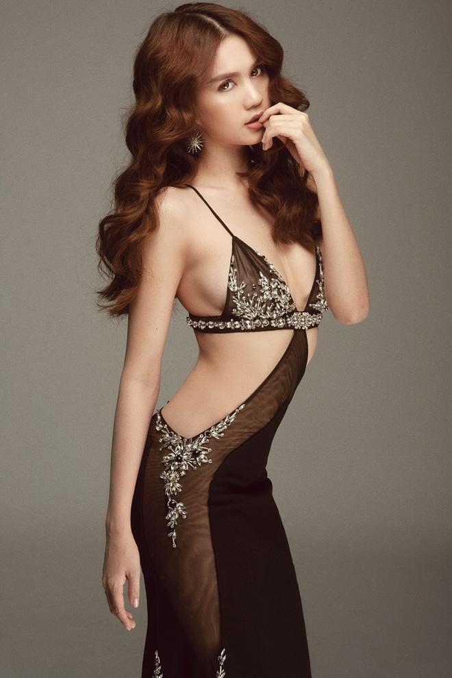 Những lần mặc váy hở táo bạo nhưng bị chê kém duyên của ngọc trinh - 12