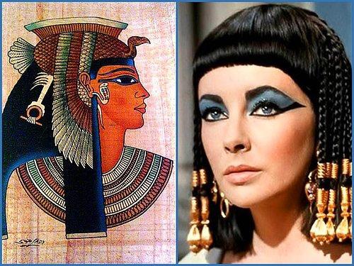 Suốt hàng ngàn năm cây mascara có lịch sử phát triển đáng nể - 1
