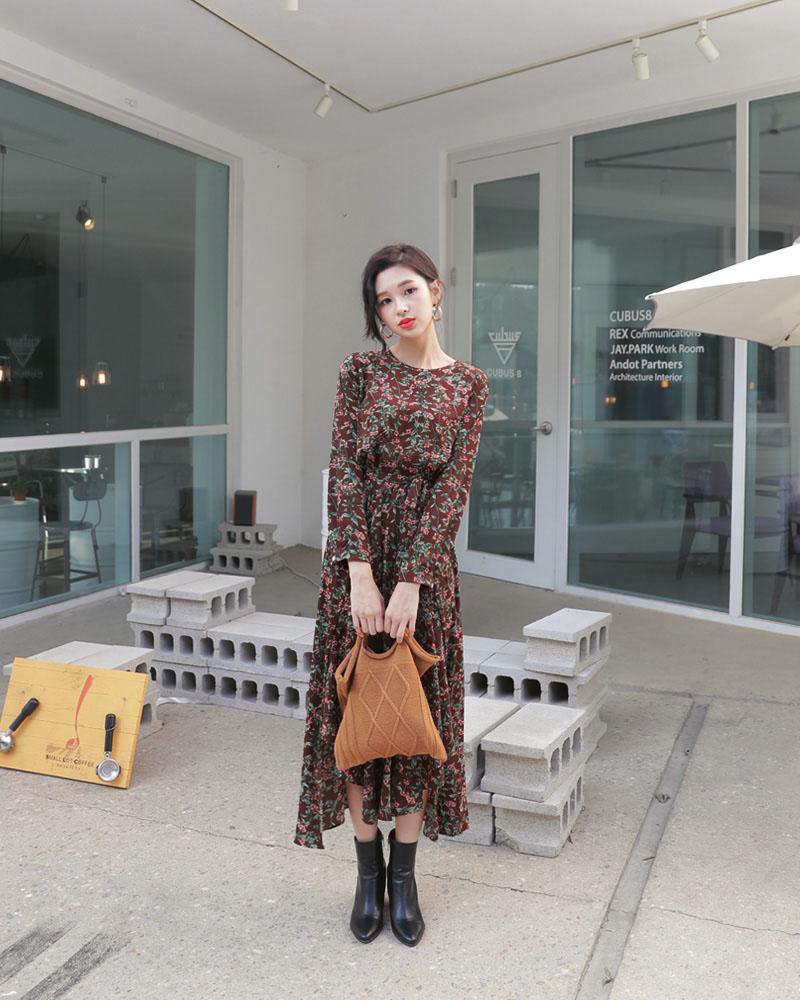 Tận dụng váy maxi hữu hiệu cho ngày gió mới vừa đẹp vừa tiết kiệm - 13