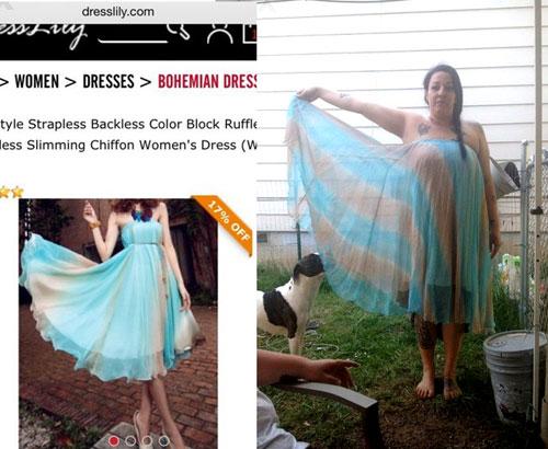 Thảm họa mua đồ online quần áo không có lỗi lỗi tạivòng 1 - 8