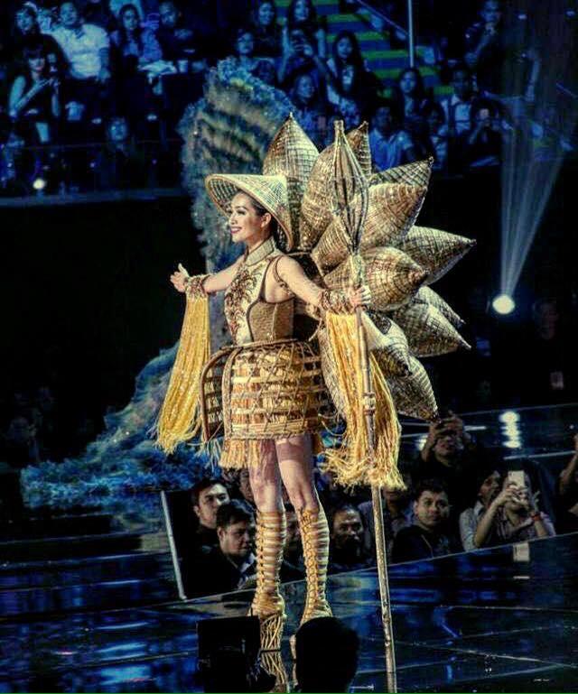 Thì ra đây chính là nguồn cảm hứng cho trang phục dân tộc của lệ hằng tại hh hoàn vũ - 2